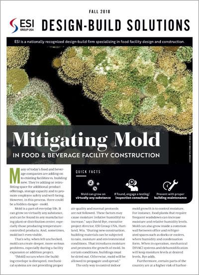 ESI Fall 2018_Mitigating Mold